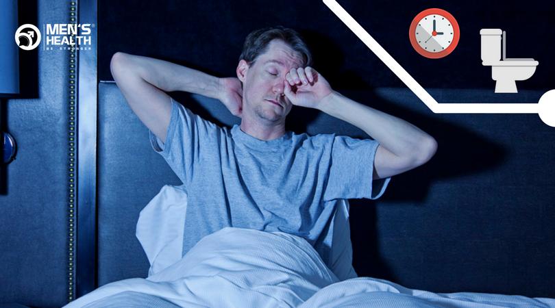 Lý giải nguyên nhân nam giới tiểu đêm nhiều lần và cách chữa trị