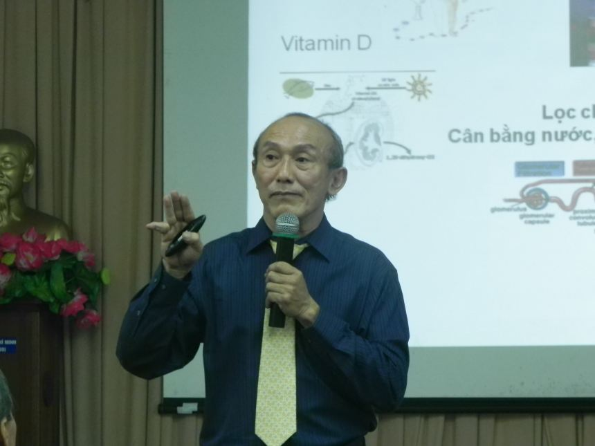Tiến sĩ Vũ Lê Chuyên