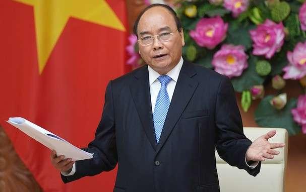 Thủ tướng Nguyễn Xuân Phúc nhắn gửi đồng bào.