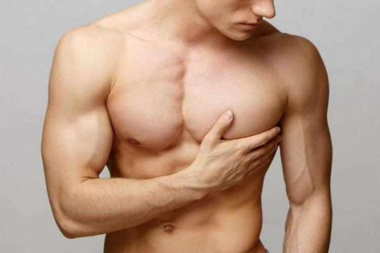 Nam giới tập gym có gây nữ hóa tuyến vú?