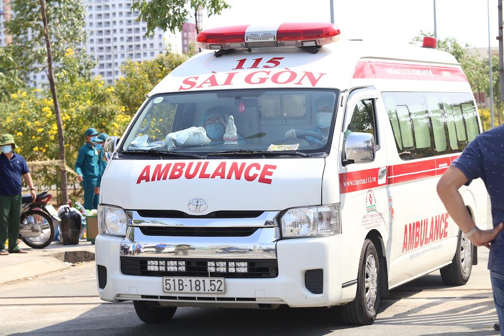 Gọi cấp cứu sớm ngay sau khi sơ cứu nạn nhân